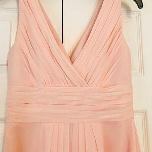 Blush Pink Maxidress